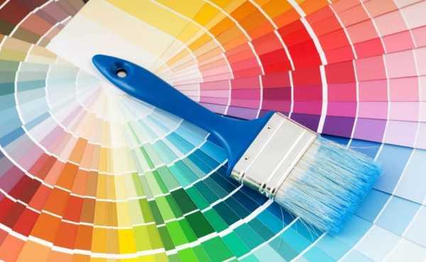 Как выбрать колер для акриловой краски?