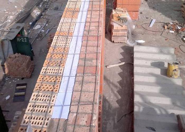 Что представляют собой гибкие связи для облицовочного кирпича и газобетона - строим сами