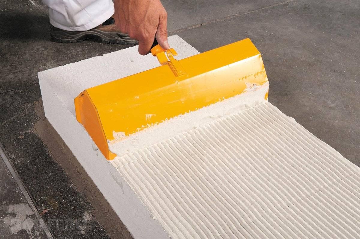 Как рассчитать все пропорции и правильно приготовить раствор для кладки шлакоблока?