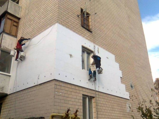 Утепление фасадов пенопластом - как правильно утеплить фасад как правильно утеплить фасад пенопластом – учимся вместе — onfasad.ru