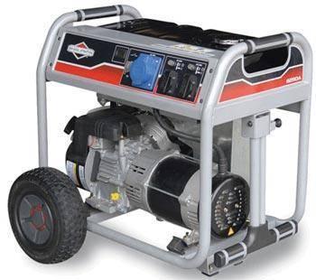 Как выбрать малошумный бензиновый генератор?