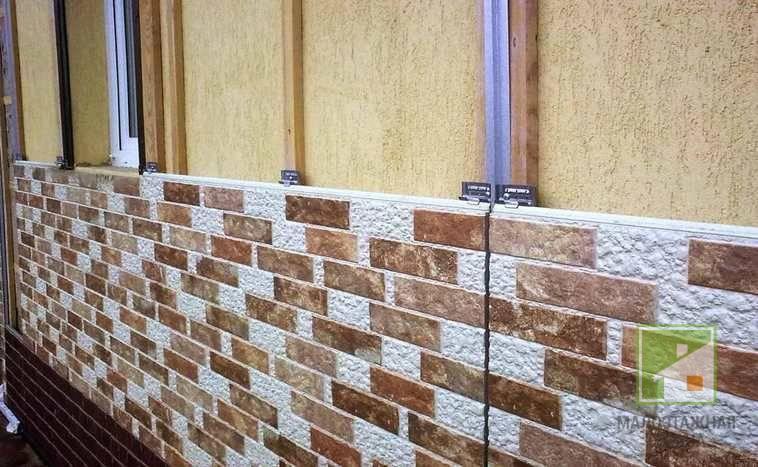 Фасадные панели под камень: обзор разновидностей облицовки фасадов имитацией декоративного камня, советы по монтажу