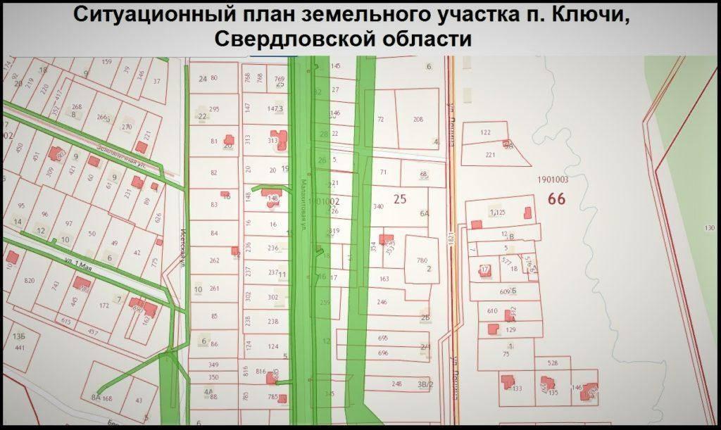 Топографическая съемка земельного участка и этапы ее проведения