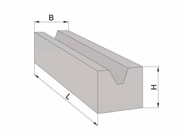Какие бывают размеры бетонных блоков?