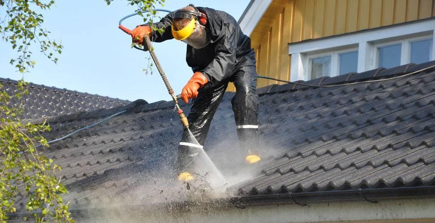 Как произвести очистку водостоков с помощью подручных средств. как очистить водостоки и желоба на крыше длинная ручка мыть водосточный желоб