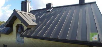Оцинкованная крыша: достоинства, недостатки и монтаж