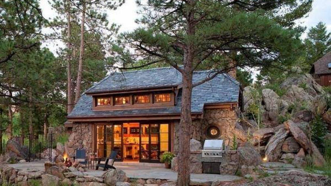 Про облицовку дома натуральным камнем