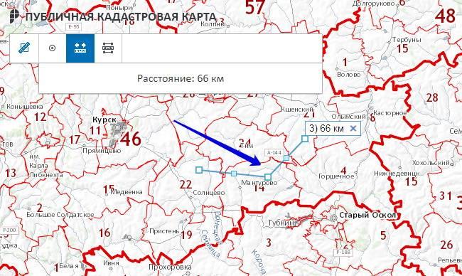 Как узнать данные о границах земельного участка по адресу