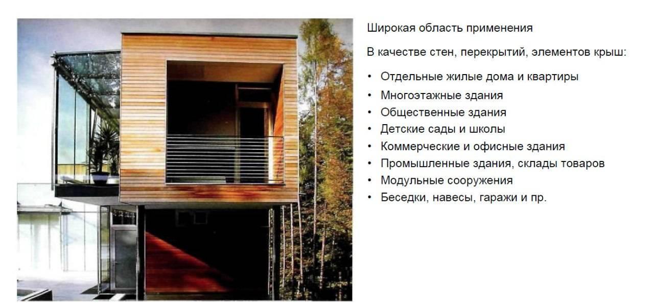 Дома из сэндвич панелей: проекты и цены на строительство под ключ в москве