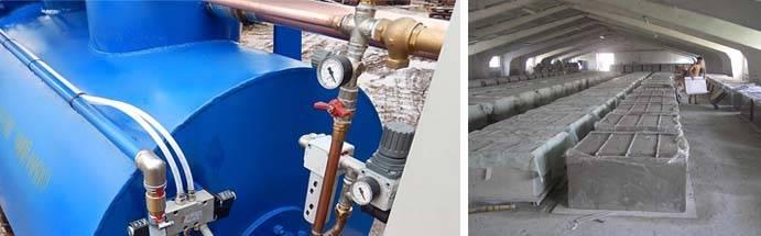 Оборудование для производства пеноблоков в домашних условиях строительство домов и конструкций из пеноблоков