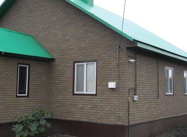 Плитка для фасада дома - дизайн и облицовка плиткой под камень, клинкерной, керамической
