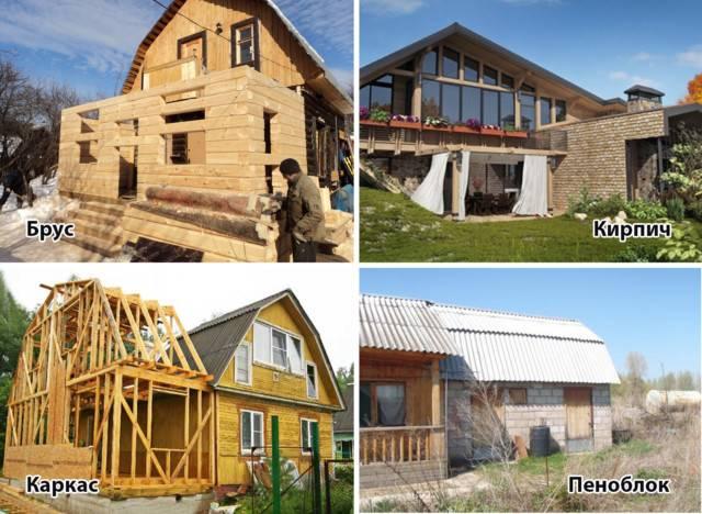 Пристрой к деревянному дому из пеноблоков: типы, этапы строительства