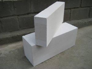 Описание и параметры газобетонных блоков d600