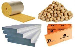 Как выбрать лучший материал для утепления стен дома изнутри