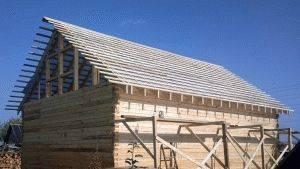 Контробрешетка — важная составляющая утепленных крыш