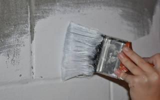 Можно ли покрасить бетонный пол обычной эмалью