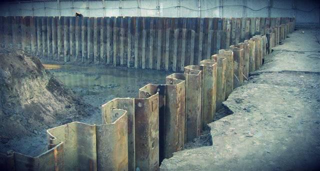 Исполнительная схема котлована: образец, съемка, разработка и особенности проведения геодезических работ до составления плана