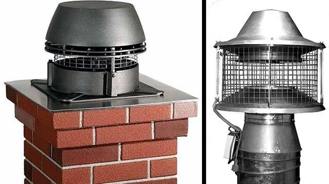 Оголовок вентиляционной трубы на крыше - клуб мастеров