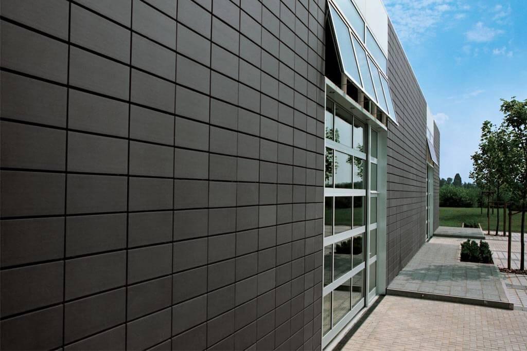 Керамогранит для фасада, как выбрать и как применять
