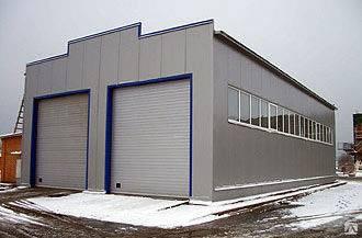 Производственное здание из сэндвич-панелей: какие промышленные объекты можно возводить, выбор плит для строительства быстровозводимых конструкций, цены