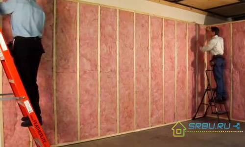 Утепление стен пенопластом своими руками внутри дома - клуб мастеров