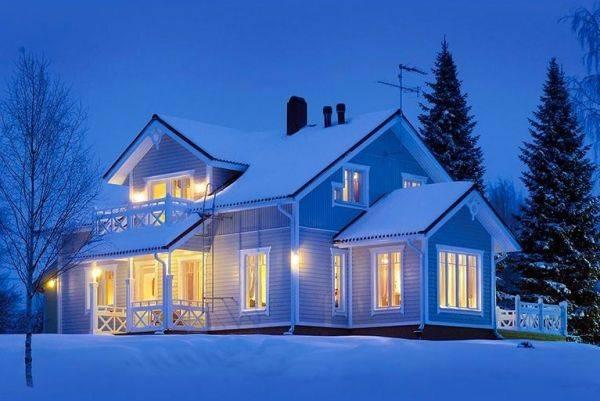 Технические характеристики фасадной морозостойкой краски для наружных работ