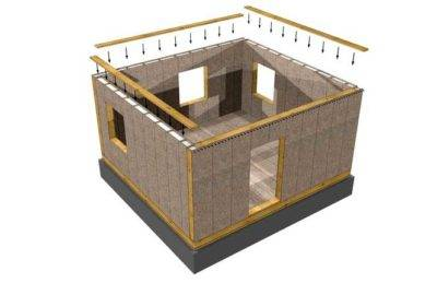 Сип-панели: что это такое - фото домов из sip панелей, отзывы, плюсы и минусы