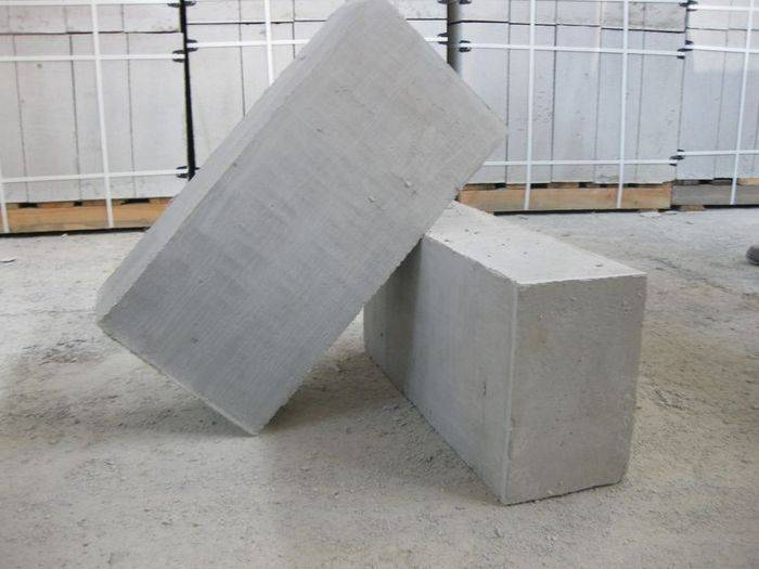 Выбор клея для кладки блоков | все виды