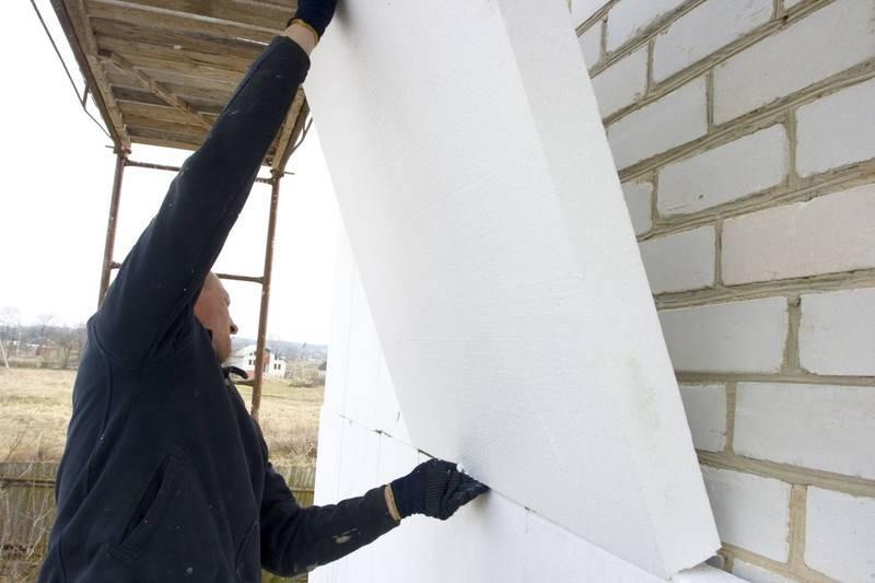 Как и чем утеплить снаружи дом из газобетона? - блог о строительстве