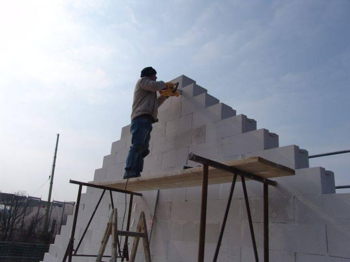 Как сделать фронтон двухскатной крыши – правила расчета и сооружения конструкции