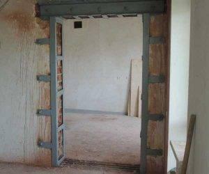 Проём в несущей стене: усиление, резка, расширение ⋆ прорабофф.рф