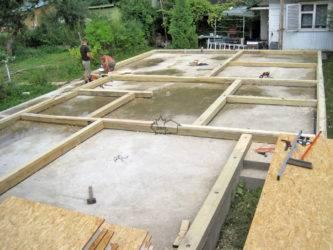 Столбчатый фундамент для каркасного дома своими руками - инструкция с фото и видео