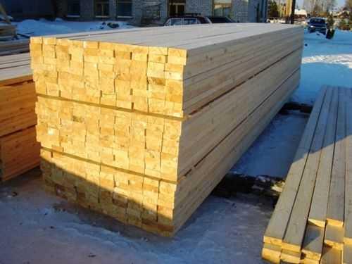 Как рассчитать дом из бруса - количество материалов и проект дома