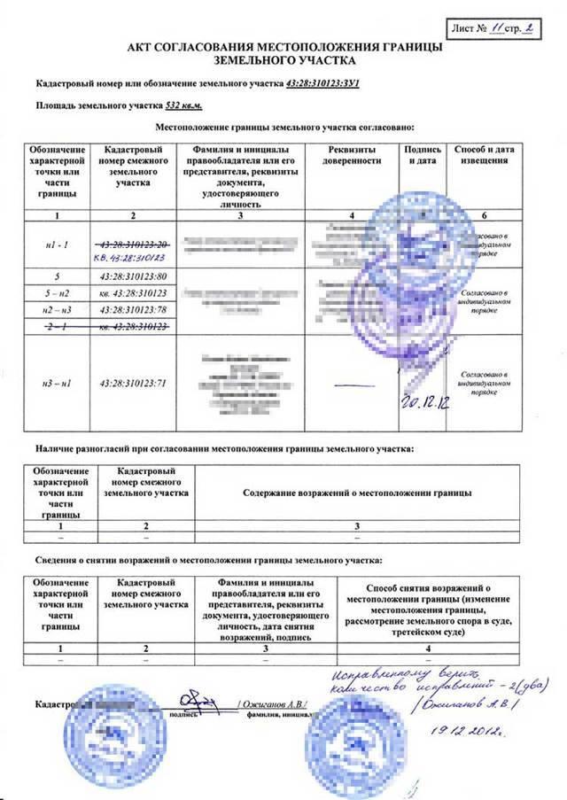 Проведение межевания земельных участков по новым законам РФ