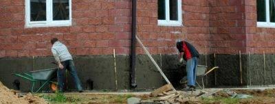 Как приготовить раствор для штукатурки стен из цемента и песка самому