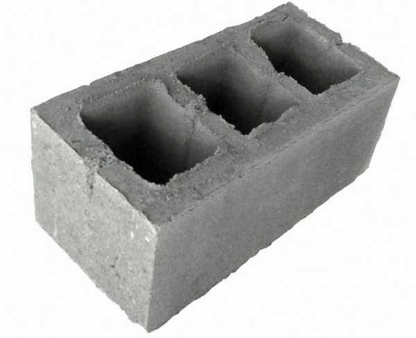 Шлакоблок - размеры, цена за штуку и характеристики