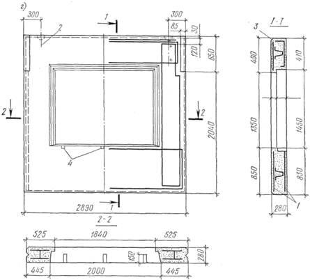 Керамзитобетонные стеновые блоки: керамзитные панели размером 390х190х188, плиты толщиной 400 мм