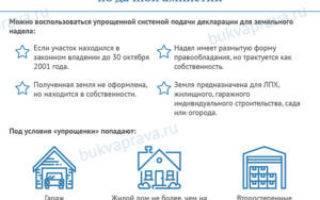 Оформление дачного участка в собственность по дачной амнистии: как проходит процедура, какие строения подлежат регистрации, условия, список документов