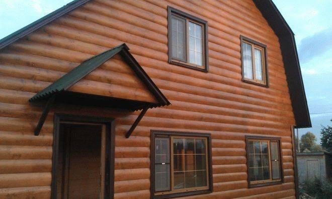 Какую краску выбрать для деревянных фасадов: виды для работ на улице, без запаха