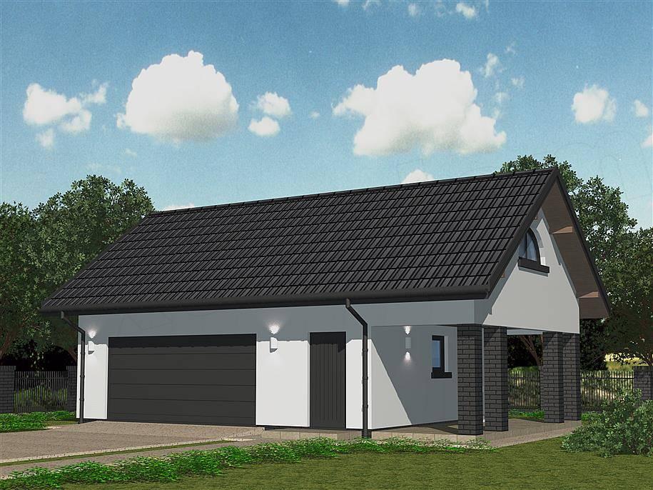 Строительство гаража из сип панелей: преимущества и недостатки, выбор проекта гаража
