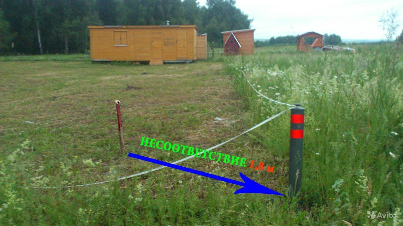 Порядок определения границ земельного участка