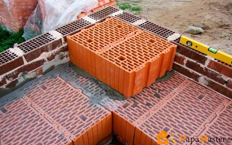 Керамические блоки плюсы и минусы | советы специалистов