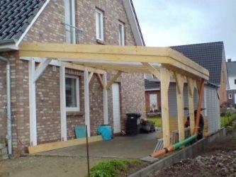 Пристройка к деревянному дому: проекты, примеры, фото