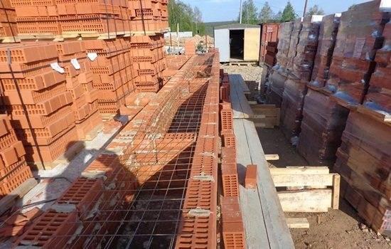 § 16. кладка стен облегченных конструкций