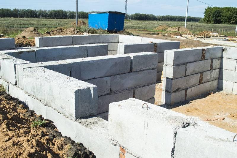 Строим бассейн из блоков своими руками: шлакоблоки, пеноблоки, бетонные, газобетонные, керамзитобетонные и фбс блоки, видео как сделать блочный бассейн на даче - morevdome.com