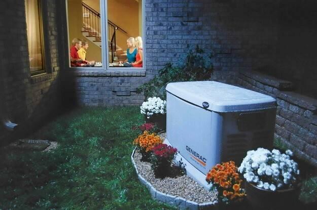 Особенности газовых генераторов для дома