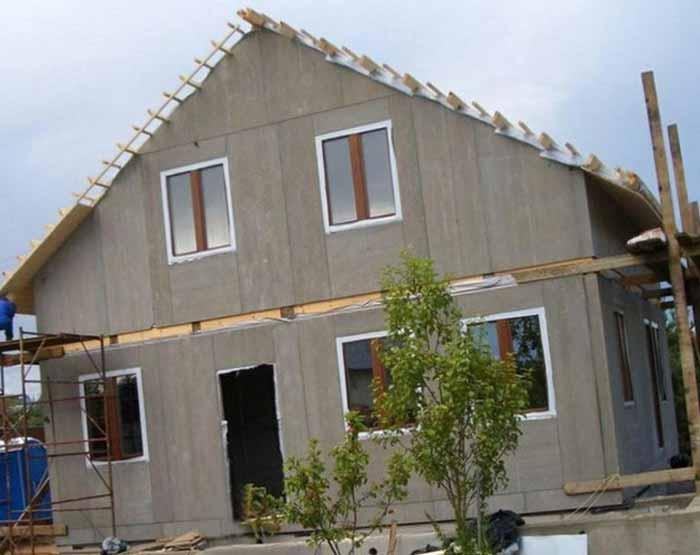 Чем покрасить осб снаружи дома и внутри - самстрой - строительство, дизайн, архитектура.