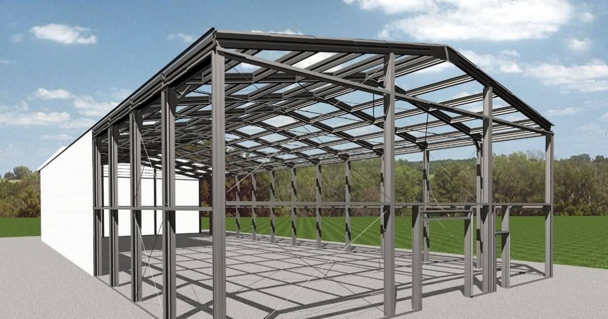 Гаражи из сэндвич-панелей (83 фото): строительство своими руками из готового комплекта, как построить самому, быстровозводимые конструкции
