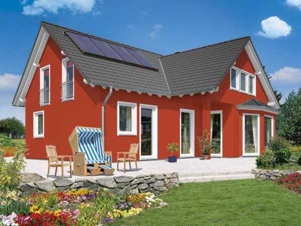 Крыша вишневая в какой цвет покрасить дом. какой оттенок выбрать для деревянного забора