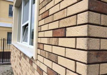 Виды фасадной плитки: бетонная, под дерево, терракотовая, битумная, гибкая, полимерпесчаная, под мрамор